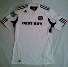 ADIDAS CLIMACOOL CHICAGO FIRE JERSEY IN SIZE M