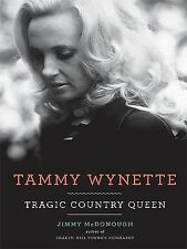 Tammy Wynette: Tragic Country Queen (Thorndike Biography)-ExLibrary