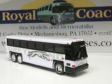 """Greyhound Canada Shadow Trim MCI D 10"""" Plastic Bank Bus"""