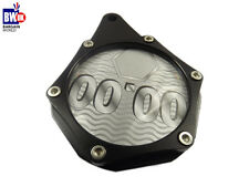 MOTORCYCLE MOTORBIKE BIKE SCOOTER MOPED TAX DISC HOLDER WATERPROOF METAL AC03BLK