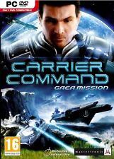 Carrier Command Gaea Mission DVD NEW