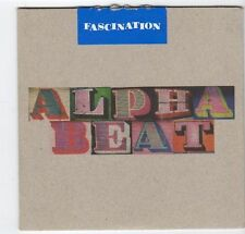 (EZ162) Alpahbeat, Fascination - DJ CD
