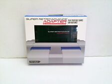 Retro-Bit Super Retro Advance Adapter GBA to SNES - Super NES BRAND NEW SEALED