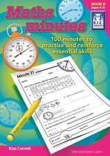 RIC Publications ~ MATHS MINUTES ~ Book B Age 6-7 Years
