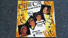 Culture Club - Dou you really want to hurt me 12'' Disco Vinyl