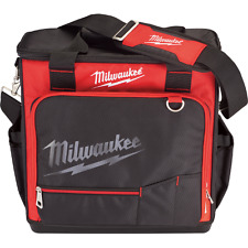 NEW MILWAUKEE 48-22-8210 53 POCKET HEAVY DUTY JOBSITE TECH WORK TOOL BAG