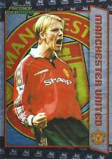 Merlin's Premier Gold 2000 'Club Card' Complete Set (B1-B20) Manchester United