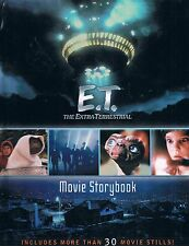 E.T. the Extra Terrestrial Movie Storybook HC (2002) Promotional Toyota