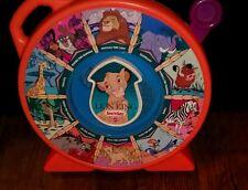 The Lion King See N Say Disney Mattel Sounds Simba Nala Pumbaa 1989 Talking Toy