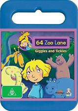 64 Zoo Lane - Giggles and Tickles (Vol 1) NEW R4 DVD