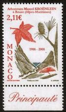 MONACO MNH 2008 The 20th Anniversary of the Arboretum Marcel Kroenlein