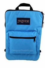 "New JanSport SuperBreak Tablet 15"" Laptop Sleeve Backpack Bag Swedish Blue"