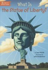 What Was... ?: What Is the Statue of Liberty? by Joan Holub (2014, Hardcover,...
