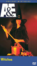 A&E'S Ancient Mysteries - Witches (DVD, 2006)