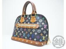 Sale AUTH PRE-OWNED LOUIS VUITTON LV MONOGRAM MULTI COLOR ALMA BAG M92646 160385
