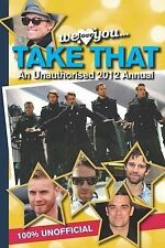 POP ICONS 2012 ANNUAL WE LOVE TAKE THAT CENTURY ( BRAND NEW )