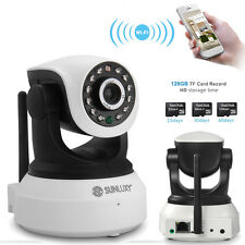 WIFI Wireless Pan Tilt 720P Security Surveillance IP Camera Webcam Night Vision
