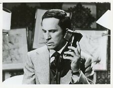 DON ADAMS ON SHOE PHONE PORTRAIT THE RETURN OF MAXWELL SMART 1983 NBC TV PHOTO