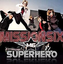 Superhero by Missionsix (CD, Oct-2008, Infinity Entertainment Group (distr)