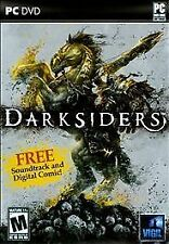 Darksiders  (PC game) BRAND NEW SEALED