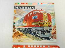 AV350-0,5# Märklin/Marklin Katalog 1961/62 D DM (mit Gutschein)