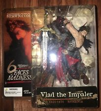 VLAD THE IMPALER ACTION FIGURE MCFARLANE MONSTERS III 6 FACES OF MADNESS