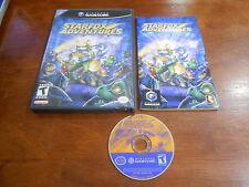 Star Fox Adventures Starfox Nintendo Gamecube Game Complete CIB!