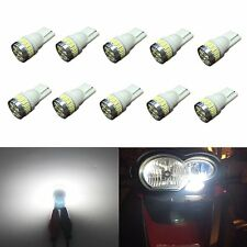JDM ASTAR 10x T10 Super White EX 24-SMD LED Lights Bulb 194 168 175 W5W 2825 192