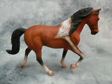 CollectA NIP * Tennessee Walking Horse Stallion - Bay Pinto * #88450 TWH Model