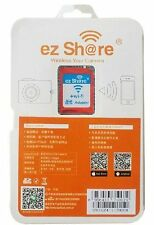 ez Share Wireless LAN WiFi Flash Memory Card Reader Adapter For Micro SD SDHC TF
