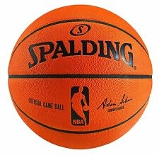 SPALDING AUTHENTIC NBA BASKETBALL