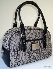 Calvin Klein Wristlet Hand Bag Satchel Handbag Purse Wallet Evening Bag  CK