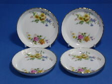 "Charming Royal Doulton Arcadia 3 5/8"" Diameter Coaster x 4"