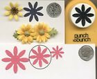 Medium Daisy Shape Paper Punch by Punch Bunch Quilling-Scrapbook-Cardcraft New