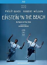 PHILIP GLASS/ROBERT WILSON Einstein on the Beach 2xBLURAY NEW .cp