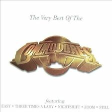COMMODORES THE VERY BEST OF THE COMMODORES BRAND NEW CD GREATEST HITS