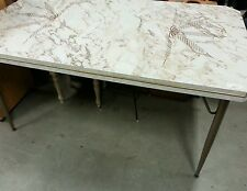 Vintage Retro mid century kitchen table