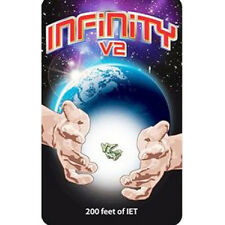 Infinity V2 Yigal Mesika Floating Bill 200 feet Professional IET Magic Trick