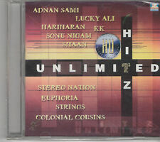 Unlimited Hitz - Adnan Sami, Colonial cousin,Strings,Shaan [Cd] USA