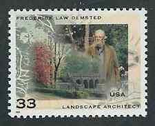 Scott #3338...33 Cent.. .Olmsted...25 Stamps
