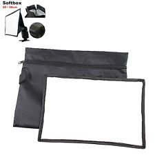Foldable Soft Box Flash Diffuser for Canon Nikon Sony Minolta 20x30cm Universal