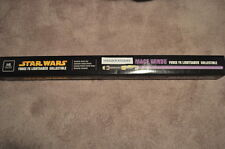 Star Wars Mace Windu Lightsaber Force FX 2004 Master Replicas SW-206