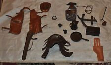 Vintage Johnny West, Best of the West Accessories by MARX Co. LOOK''
