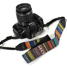 Tracolla cinghia spalla fotocamera digitale reflex strap per CANON NIKON SONY