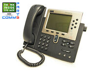 CISCO CP-7960G BUSINESS PHONE *12 MONTH WARRANTY*