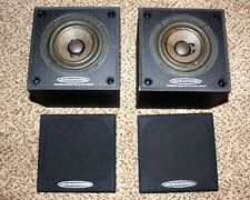 Auratone 5C Super Sound Cube Studio Reference Monitor Speakers - Nice Clean Pair