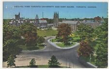 Canada, General View Toronto University & Hart House 1937 Postcard, B225