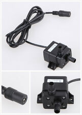 Ultra Quiet Mini DC 12V 3m 240L/H Brushless Motor Submersible Pool Water Pump