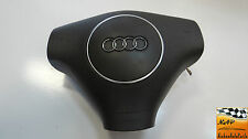 2005 AUDI A4 1.8 FRONT STEERING WHEEL DRIVER AIR BAG 06250425002342