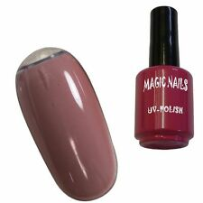 UV Polish Soak Off Gel Nail Art Nagellack Farbe # Nude